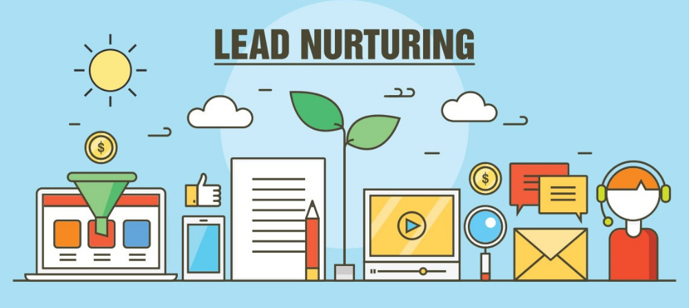 What Lead Nurturing Has to do With Sales/Marketing?