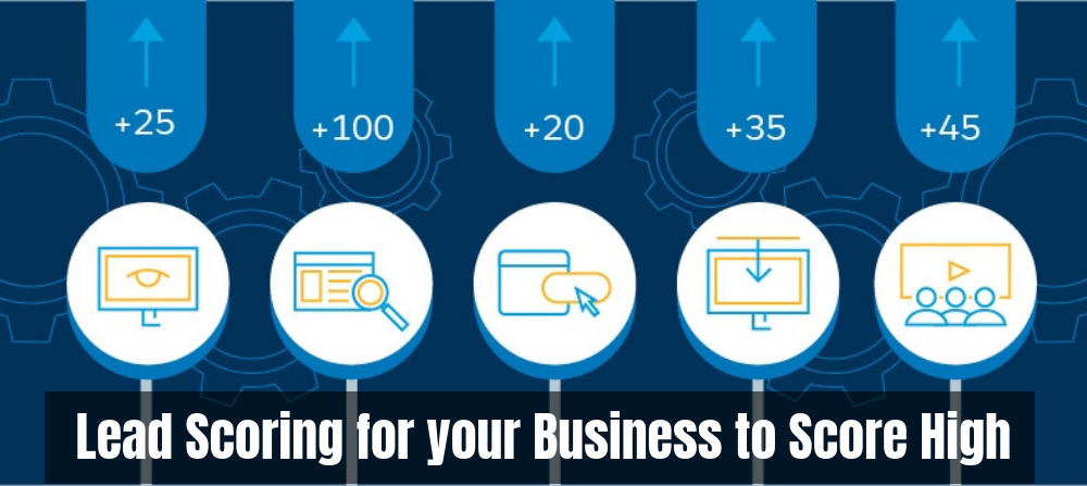 Lead Scoring for your Business to Score High